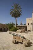 The Nizwa Fortress  Nizwa  Oman  Middle East