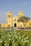 Cathedral of Trujillo from Plaza De Armas  Trujillo  Peru  South America