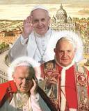 The Three Popes