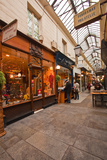 Passage Des Panoramas in Central Paris  France  Europe