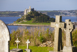 St Michael's Mount  Cornwall  England  United Kingdom  Europe