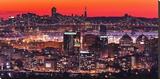 Oakland SF Twilight