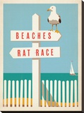 Beaches vs Rat Race