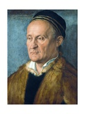 Portrait of Jakob Muffel