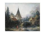 Landscape Near Beauvais