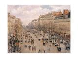 Boulevard Montmartre  Paris