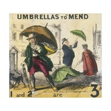 Umbrellas to Mend