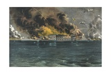 Bombardment of Fort Sumter  Charleston Harbor