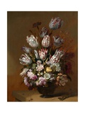 Stilleven Met Bloemen (Still Life with Tulips and Other Flowers)