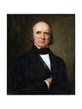 Portrait of Justice John Mclean