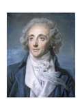 Portrait of Nicolas-Pierre-Baptiste Anselme  Called Baptiste Aine