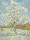 The Pink Peach Tree Giclée par Vincent Van Gogh