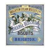 Orange Blossom Biscuits Advertisement