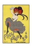 Le Frou Frou Poster
