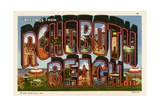 Greeting Card from Rehoboth Beach  Delaware