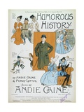 Humorous History Illustration