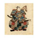 Japanese Warlord Minamoto No Yoritomo