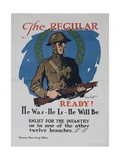 The Regular: Ready! He Was - He Is - He Will Be Poster
