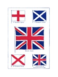 The Origins of the British Flag