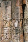 Bas Relief Sculptures at Angkor Wat