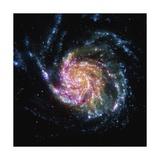 The Pinwheel Galaxy Is in the Constellation of Ursa Major