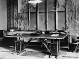 Art Deco Desk and Office Furniture