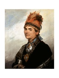 Portrait of Mohawk Chief Joseph Brant