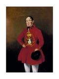 Portrait of a Royal Bargeman