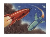 Rockets in Flight