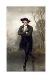 The Skater (Portrait of William Grant) Giclée par Gilbert Stuart