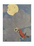 Mr Moon's Postman