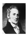 Portrait of Explorer William Clark