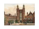 Quadrangle of Eton College