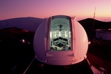 Keck Telescope at Twilight
