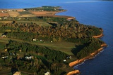 Aerial View of Prince Edward Island