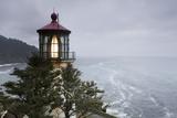 Heceta Head Lighthouse  Oregon