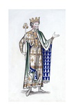 Late 12th Century King
