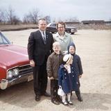 American Family Portrait  Ca 1966