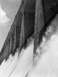 Wilson Dam  Flood Gates