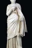 Roman Sculpture of a Young Girl