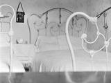 Interior of Victorian Home Ca 1900