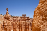 Rock Formations in Bryce Canyon National Park