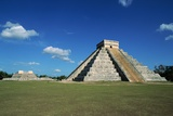 Buildings at Chichen-Itza