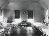 Ward Room in Hospital