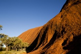 Ayers Rock  Uluru-Kata Tjuta National Park  Australia