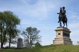 Civil War Memorial  Gettysburg  Pennsylvania