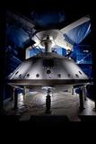 Aeroshell for Nasa's Mars Science Laboratory and Curiosity Rover