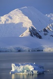 Antarctic Midnight Sunlight
