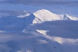 Summit of Mt Mckinley in Summer