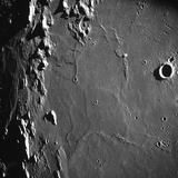 Craters on the Moon's Surface